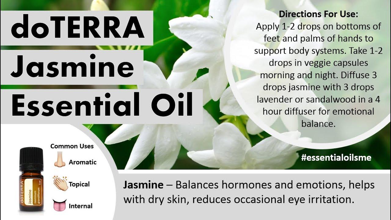 Exciting doterra jasmine essential oil uses youtube exciting doterra jasmine essential oil uses izmirmasajfo