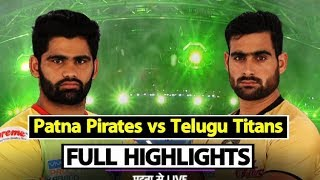 Watch: Pro Kabaddi 2018: Titans crush Pirates 53-32  | Sports Tak