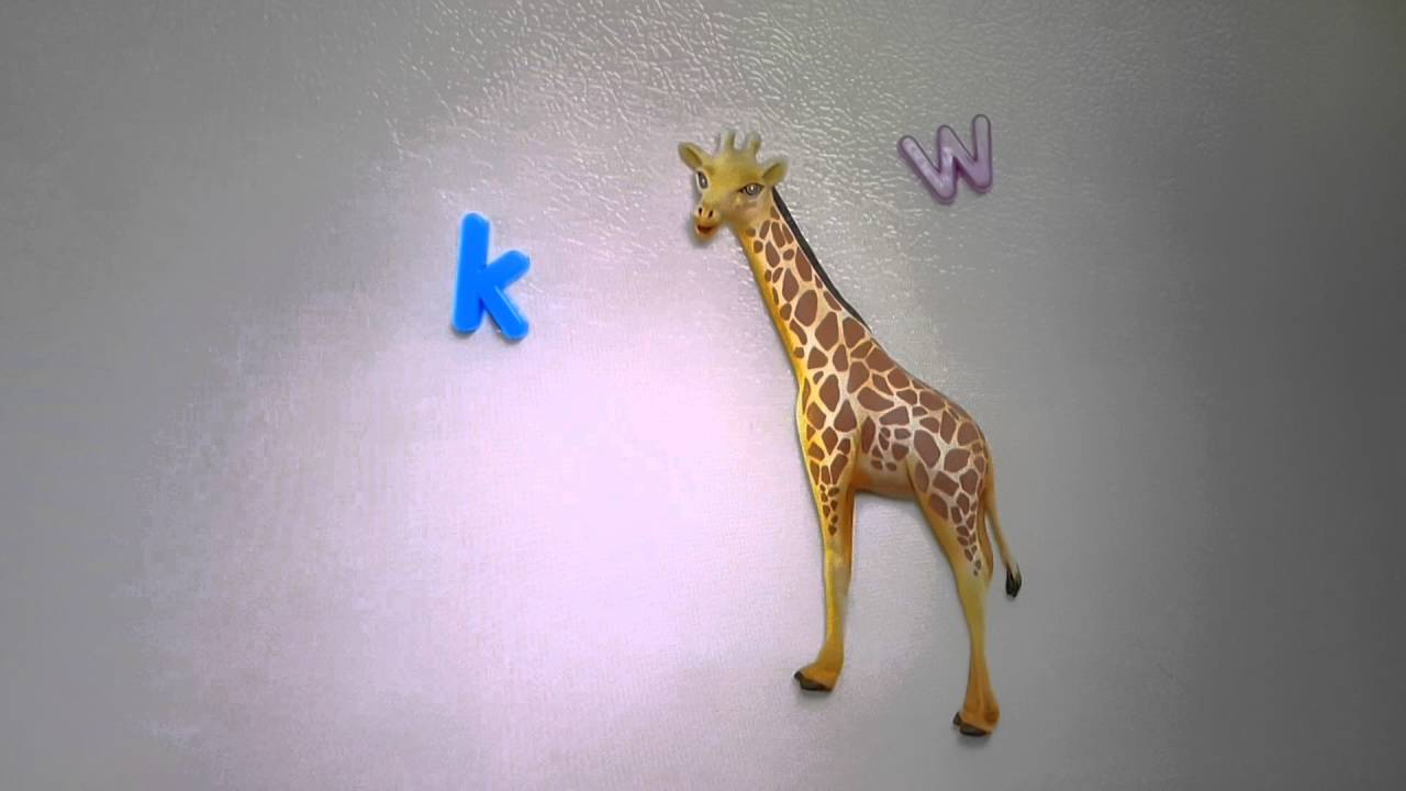 Lowe's Giraffe Commercial #2 - YouTube