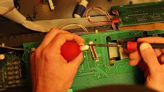 Repair and Walkthrough: 1986 Ensoniq ESQ-1 Synthesizer