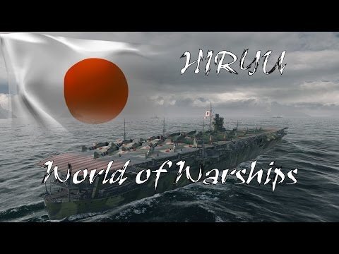 World of Warships: Hiryu - are carrier's weak?