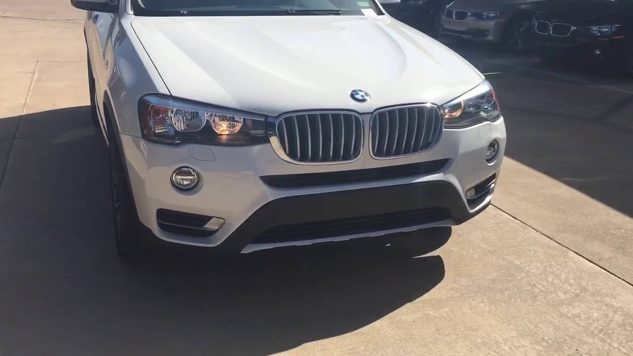 Laura s 2016 bmw x3 from jerod at jackie cooper bmw