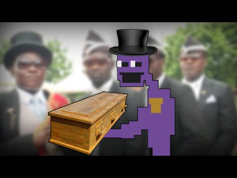 The Man Behind The COFFIN