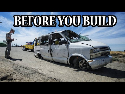 TOP 10 TIPS FOR VAN DWELLING BUILD| SEE THIS BEFORE YOU BUILD YOUR CUSTOM VAN/ TINY HOME ON WHEELS