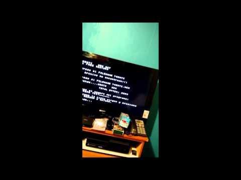 Atari 8 Bits - Como Traspasar Juegos XEX a una cinta de audio