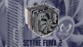 [Cowcot TV] Présentation ventirad CPU Scythe Fuma 2