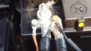 генератор 200А на шевроле ниве, 2 серия