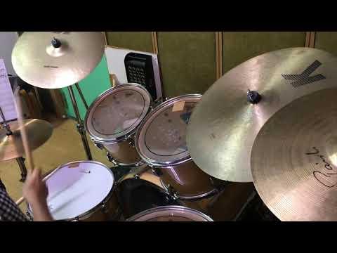 「ドラムが上手くなりたい!」  #201 「できっこないをやらなくちゃ」サンボマスター