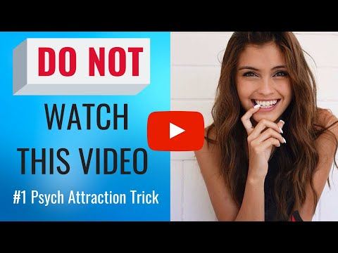 "#1 Psychological ""Trick"" To Get Her To LIKE You 