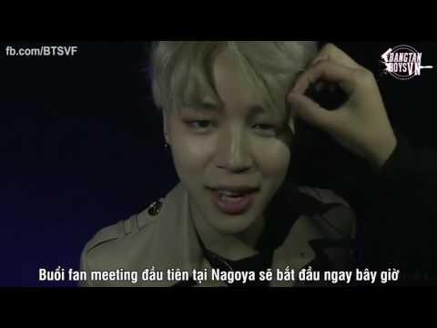 [VIETSUB][BangtanBoysVN] Nagoya Making Film - BTS Japan Official Fanmeeting Vol.3