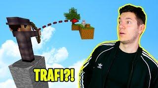 TEN STRZAŁ WYDAWAŁ SIĘ NIEMOŻLIWY! Minecraft Sky Factory 4 Dealereq vs Tritsus