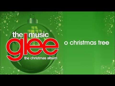 Glee - O Christmas Tree
