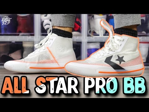 Converse All Star Pro BB First Impressions!