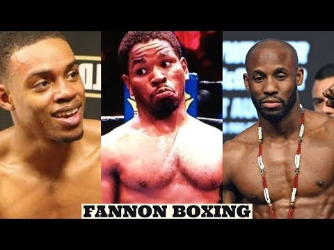 SHAWN PORTER DUCK OF ERROL SPENCE FINALIZED? | TO FACE YORDEIS UGAS IN MARCH