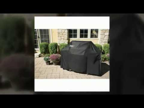 weber gas grill cover genesis with storage bag