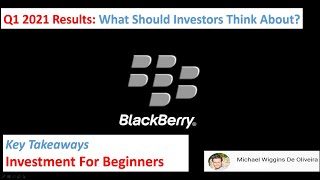 Blackberry's Stock, Is It Cheap Or Expensive?