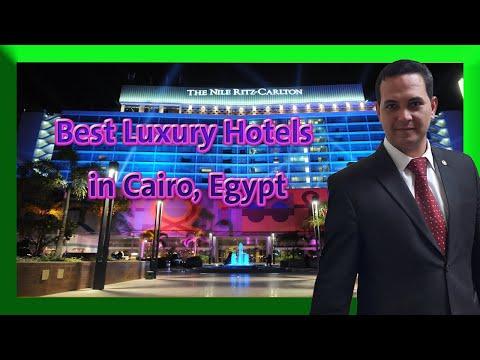 Best Luxury Hotels In Cairo, Egypt – أفضل فنادق بالقاهرة