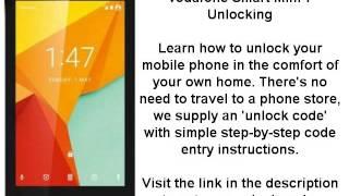 Unlock Vodafone Vfd-300 - YT