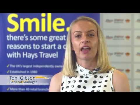 Hays Travel Homeworking | Why Choose Us?