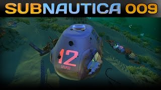 Subnautica [009] [Gibt es noch andere Überlebende] [Let's Play Gameplay Deutsch German] thumbnail