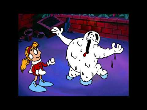 Frosty the snowman deleted scene