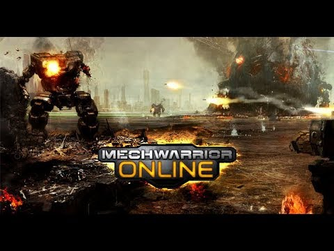 GAMINGHQ.TV INVITES YOU TO PARTICIPATE & PLAY ALONG: MECHWARRIOR ONLINE LIVE FIGHTING ROBOTS *PC/MP