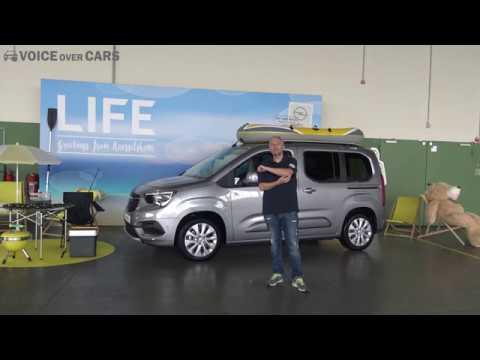 2019 opel combo life fahrbericht - test - review - kritik - voice