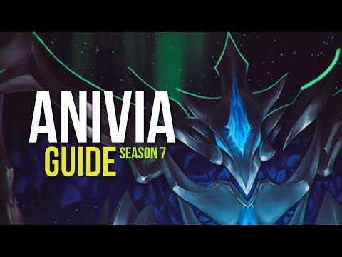 Anivia Guide - Season 7 (League Of Legends)