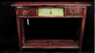 Seyoki Antique Chinese Desk