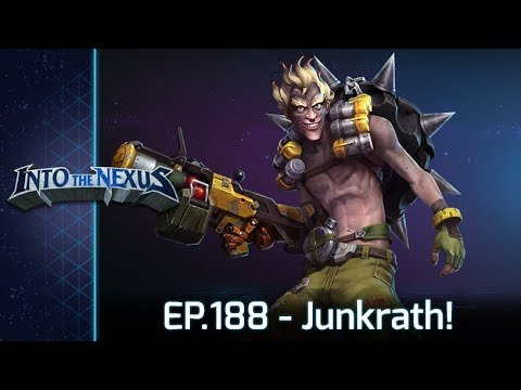 "#188 - Into the Nexus: ""Junkrath!"""