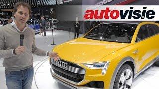 Audi h-tron quattro Concept 2016 Videos