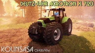 Spintires 2014 - Deutz-Fahr Agrotron X 720