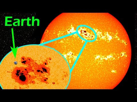 NASA Discovers MASSIVE 75,000 Mile Wide Hole in The SUN