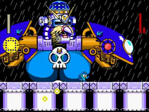Wily Machine Eternal... from Hell!