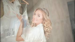 красивая свадьба во Львове Алины и Максима