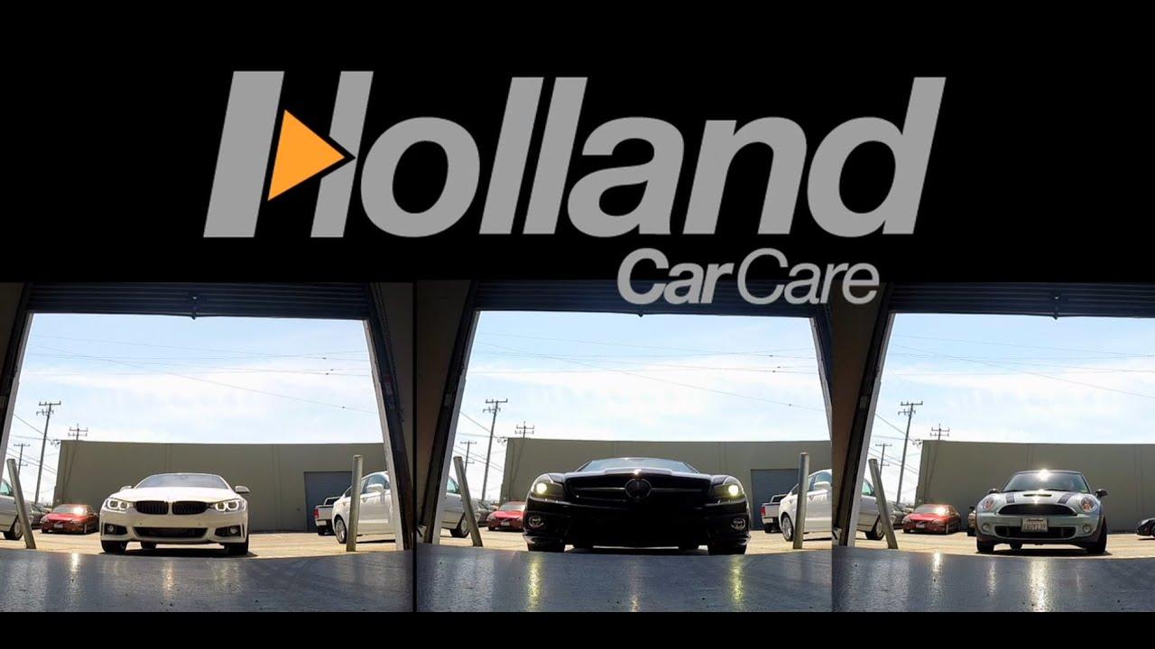 Holland Car Care  The best Mercedes BMW and Audi car repair in
