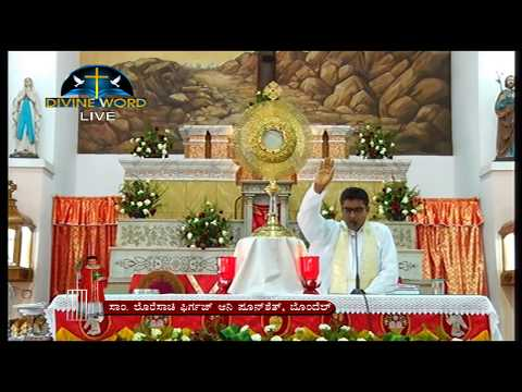 Live  From St Lawrence Church Bondel ,Mangalore