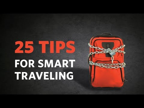 Traveling Safety Tips – How to Travel Safely