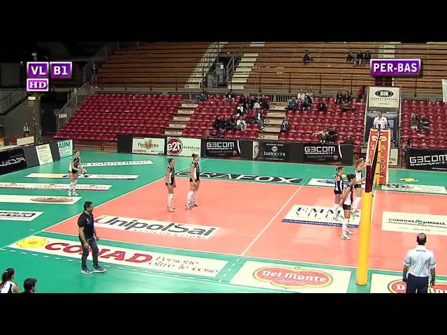 Gecom Perugia vs Bastia PG - 4° Set