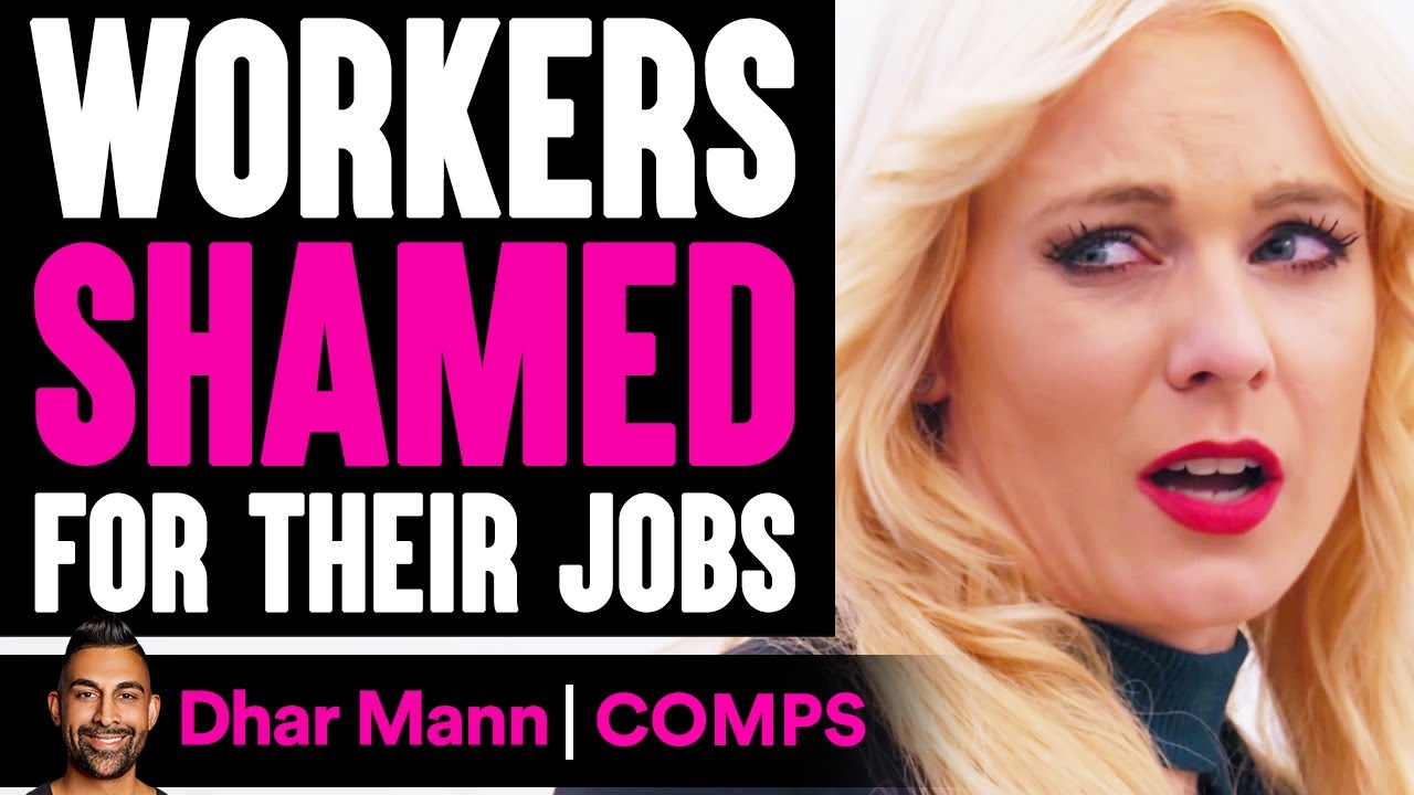 Workers GET SHAMED For Their Jobs, What Happens Is Shocking | Dhar Mann