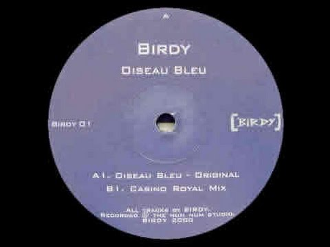 Birdy - Oiseau Bleu
