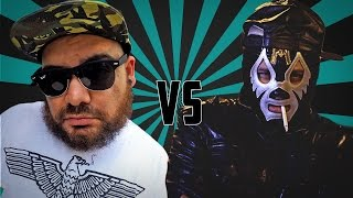 DIOS BARRAS Presenta: ILL Mascaras vs Kooper Kaiser