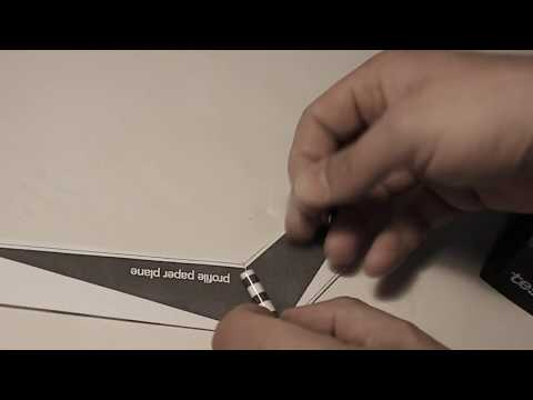 How to make the best paperplane in the world aerofoil profile how to make the best paperplane in the world aerofoil profile paper plane no omniwing malvernweather Images