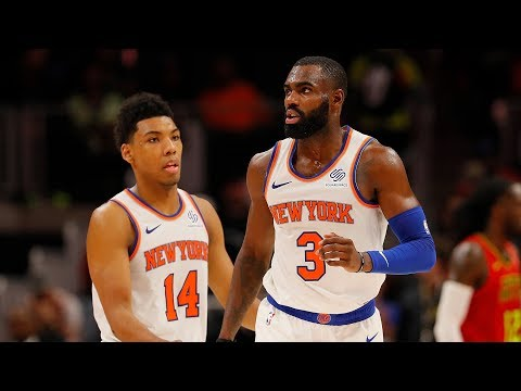 Knicks Grind Out Hard-Fought Win in Atlanta: Highlights & Analysis | New York Knicks | MSG Networks