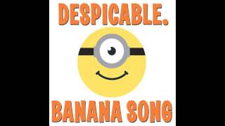 DESPICABLE ME 2 MINION BANANA SONG RINGTONE