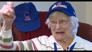 108-Year-Old Cubs Fan