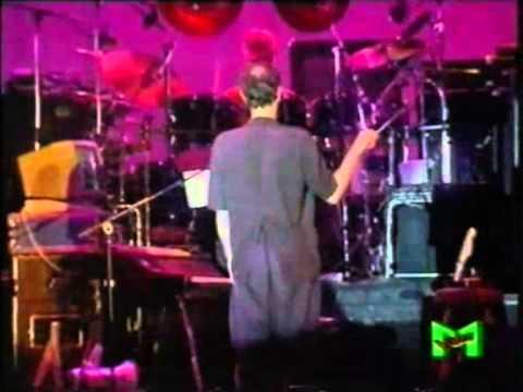 Frank Zappa (VIDEO) Intervista VideoMusic 1988 + Black Page (live In Milano 1988-06-06)
