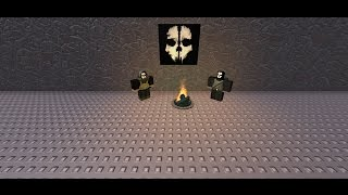 Roblox call of duty ghost animation
