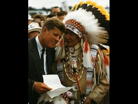 JFK'S REMARKS TO MEMBERS OF THE NATIONAL CONGRESS OF AMERICAN INDIANS (MARCH 5, 1963)