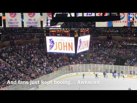 John Tavares' Return To New York: The Fan Perspective